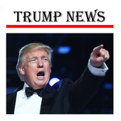 President Trump News - Instant Notifications icon