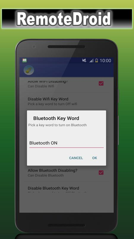 Web remote droid for android apk download.
