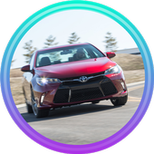 Toyota Camry Car Photos and Videos icon