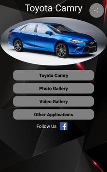 Toyota Camry Car Photos and Videos poster