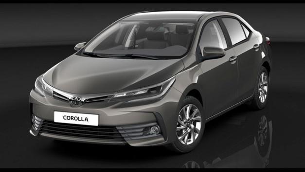 Toyota Corolla Car Photos and Videos screenshot 4