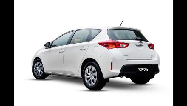 Toyota Corolla Car Photos and Videos screenshot 7