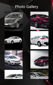 Toyota Corolla Car Photos and Videos screenshot 11