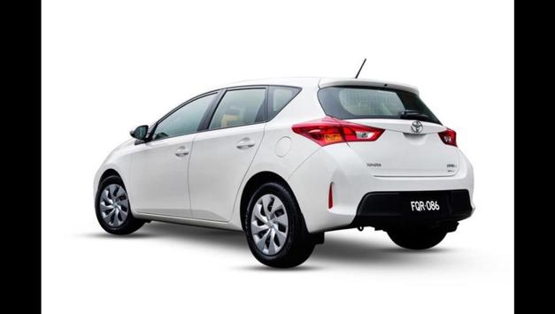 Toyota Corolla Car Photos and Videos screenshot 23