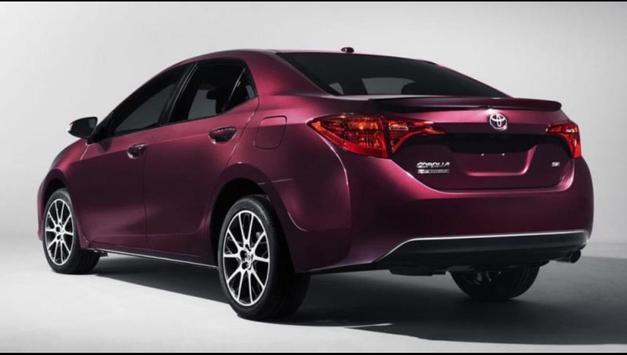 Toyota Corolla Car Photos and Videos screenshot 21