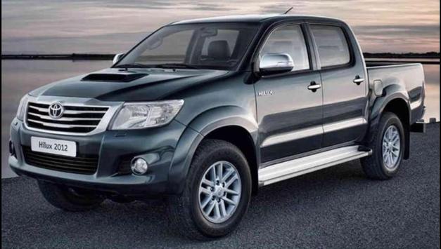 Toyota Hilux Car Photos and Videos screenshot 15