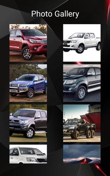 Toyota Hilux Car Photos and Videos screenshot 19