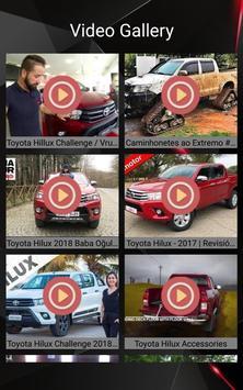 Toyota Hilux Car Photos and Videos screenshot 10