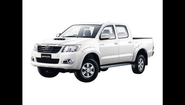 Toyota Hilux Car Photos and Videos screenshot 13