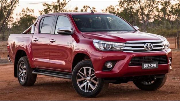 Toyota Hilux Car Photos and Videos screenshot 20