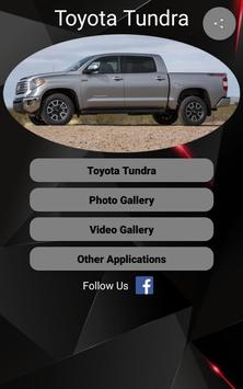 Toyota Tundra Car Photos and Videos poster