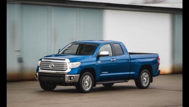Toyota Tundra Car Photos and Videos screenshot 14