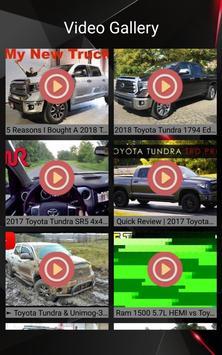 Toyota Tundra Car Photos and Videos screenshot 18