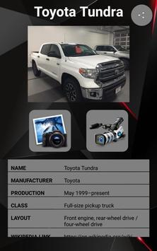 Toyota Tundra Car Photos and Videos screenshot 1