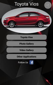 Toyota Vios Car Photos and Videos screenshot 8