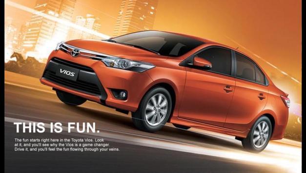 Toyota Vios Car Photos and Videos screenshot 13