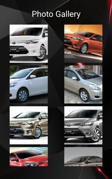 Toyota Vios Car Photos and Videos screenshot 11