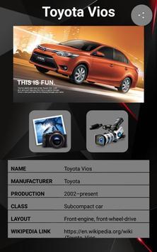 Toyota Vios Car Photos and Videos screenshot 1