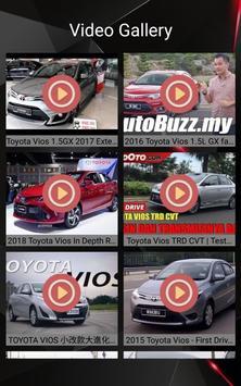 Toyota Vios Car Photos and Videos screenshot 2