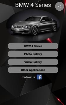 BMW 4 Series Car Photos and Videos poster
