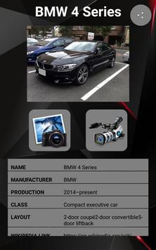 BMW 4 Series Car Photos and Videos screenshot 1