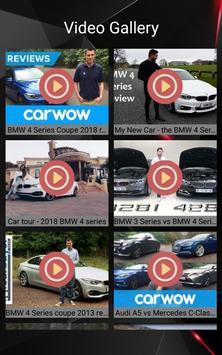 BMW 4 Series Car Photos and Videos screenshot 2