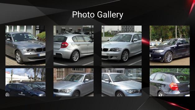 BMW 1 Series Car Photos and Videos screenshot 6