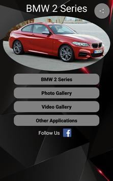 BMW 2 Series Car Photos and Videos poster