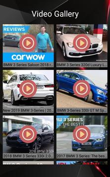 BMW 3 Series Car Photos and Videos screenshot 10