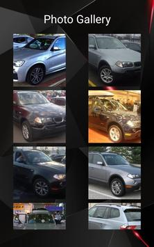 BMW X3 Car Photos and Videos screenshot 3