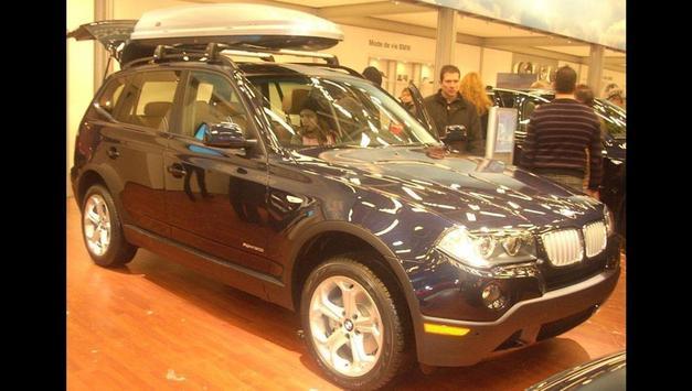 BMW X3 Car Photos and Videos screenshot 7