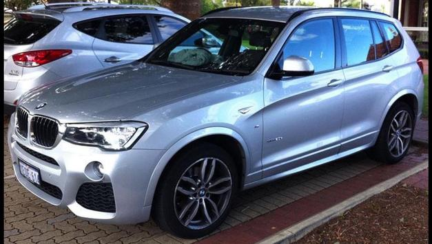 BMW X3 Car Photos and Videos screenshot 4