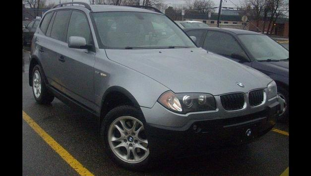 BMW X3 Car Photos and Videos screenshot 5