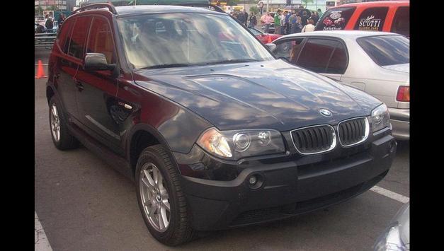 BMW X3 Car Photos and Videos screenshot 6