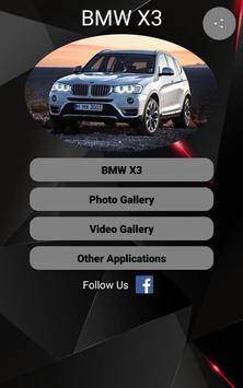 BMW X3 Car Photos and Videos screenshot 8