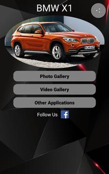 BMW X1 Car Photos and Videos poster