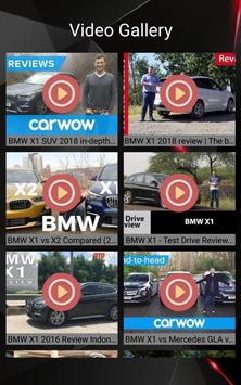 BMW X1 Car Photos and Videos screenshot 9