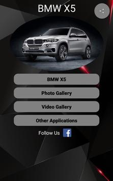 BMW X5 Car Photos and Videos poster
