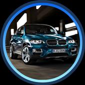 BMW X6 Car Photos and Videos icon