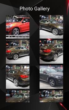 BMW X6 Car Photos and Videos screenshot 3
