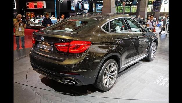 BMW X6 Car Photos and Videos screenshot 15