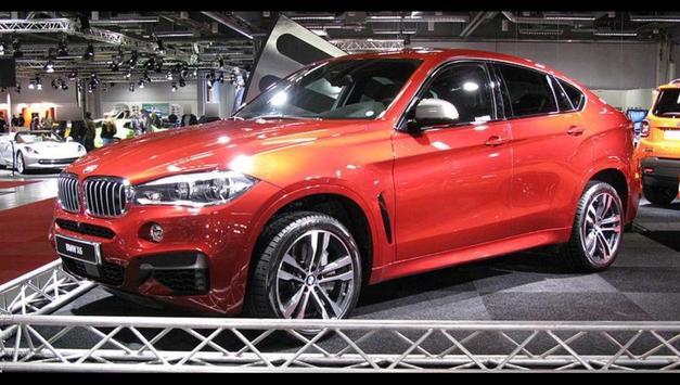 BMW X6 Car Photos and Videos screenshot 4