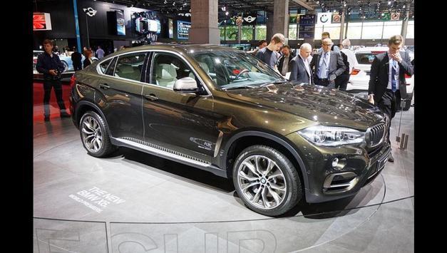 BMW X6 Car Photos and Videos screenshot 5