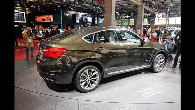 BMW X6 Car Photos and Videos screenshot 6
