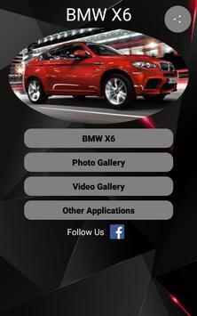 BMW X6 Car Photos and Videos screenshot 8