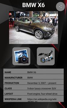 BMW X6 Car Photos and Videos screenshot 9
