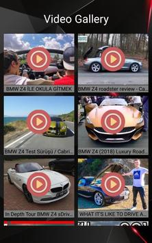 BMW Z4 Car Photos and Videos screenshot 10