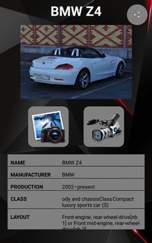 BMW Z4 Car Photos and Videos screenshot 1