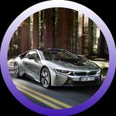 BMW i8 Car Photos and Videos icon