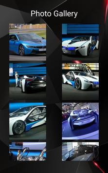 BMW i8 Car Photos and Videos screenshot 3